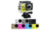 ingrosso videocamera di azione a pieno hd-1 pz SJ4000 1080 P Full HD Azione Digital Sport Camera 2 pollici Schermo sotto impermeabile 30 M DV Registrazione Mini Sking Bicicletta Foto Video Cam