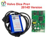 Wholesale pro dice - 2017 Diagnostic scanner tool for Volvo Vida Dice Dice Pro for Volvo Vide Dice 2014D Diagnostic Tool with High Quality