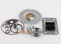 Wholesale turbo rebuild kit resale online - T25 T28 T2 DSM TURBO TURBOCHARGER REBUILD REPAIR KIT WITH SEALS AND GASKETS