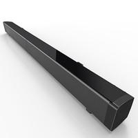 haut-parleurs de la barre de son bluetooth achat en gros de-1 PCS LP-09 barre de son Subwoof Bluetooth Haut-Parleur Maison Télévision Echo Mur Soundbar U-disque Plugging Haut-parleur Mural Télécommande