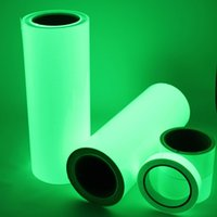Diy 3m Anti-slip Adhesive Strip Rolls Wall Stickers Decals Stairs Sticker Fluorescent Warning Luminous Home Glow In Dark 2018 Carefully Selected Materials Home & Garden