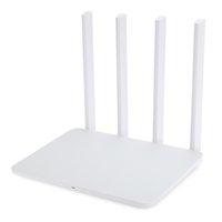 flash rom großhandel-Xiaomi Router 3G WiFi 1167Mbps 2.4G / 5-GHz-Dual-128MB Band Flash-ROM 256MB APP Steuerung MI Wireless Router Chinese Stecker