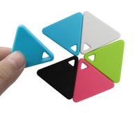 handy verloren alarm großhandel-Kind Tracer Fernbedienung Smart Key Finder Bluetooth Keyfinder Locator Tags Anti verloren Alarm Haustier Haustier Tracker Selfie für IOS Android Handy