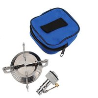 Wholesale out gear - Outdoor Gear Hiking Camping Kitchen Supplies Out Life Portable Gas Burner Mini Head Disc Furnace Head 18 72lx bb