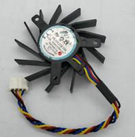 ingrosso cuscinetto del ventilatore 12v-ATI PLB05710B12H 12V 0,2 A doppio termostato per termostato ventola di raffreddamento 4P