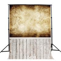 бежевые компьютеры оптовых-старинные фотографии фонов бежевый деревянный пол фоны для фотостудии фотосессия виниловая ткань компьютерная печать 3D