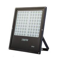 наружное освещение настенные светильники оптовых-10 Вт 20 Вт 30 ВТ 50 Вт 100 Вт открытый светодиодные прожекторы водонепроницаемый IP65 светодиодные прожекторы настенный светильник AC 85-265 в Бесплатная доставка