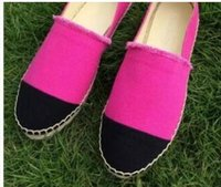 Wholesale white pedals - Free shipping 2018l fragrant fisherman shoes casual pedal lazy tendon at the end of women's shoes espadrilles Shoes