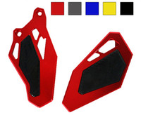 Wholesale yamaha yzf r3 for sale - Group buy Motorcycle lift foot pedal decorative plate for YAMAHA YZF R3 YZF R25 Footrest Pedal