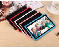 comprimido 1gb ram 8gb rom venda por atacado-7 polegada tablet pc wifi 1 GB de RAM 8 GB ROM Allwinner A33 Quad Core Android 4.4 Tablet PC Capacitivo Dual Camera Q88