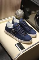 homens sapatos casuais coreano venda por atacado-Primavera Verão Homens Sapatos Respirável Sapatos Casuais Moda Mens Couro Genuíno Mocassins Deslizamento Em Sapatos de Barco de Condução Sapato Coreano