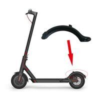 колесный крюк оптовых-Электрический скутер небольшое колесо заднее крыло с крюком для Mijia m365 черный белый заднее крыло дождь протектор