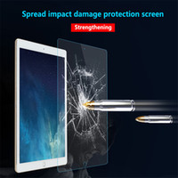 Wholesale For iPAD Tempered Glass Screen Protector For Ipad mini Air New iPad Pro H mm Tablet Tempered Film