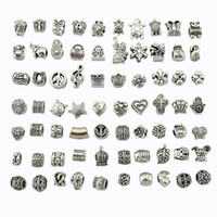 Wholesale bracelet accessories for sale for sale - Europe And America Beads For Jewelry Making DIY Creative Fashion Bracelet Accessories mm Hole Hot Sale nw WW
