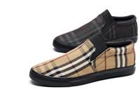 ayaklar ısınma ayakkabıları toptan satış-2018 Yeni varış sonbahar kış ayakkabı erkekler Rahat deri ayakkabı Moda ayakkabı ayaklarınızı sıcak erkekler loafers Tutmak Yüksek kalite J125
