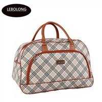 Women Travel Bags 2017 New Fashion Pu Leather Large Capacity Luggage Duffle  Bag Casual Travel Bags Size 54 33 21cm YA0404 2b356f93766aa