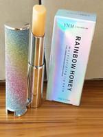 Hot selling Korea YNM Brand Rainbow Honey Lip Balm You Need Me Long Lasting Color Change Lipstick Pink Shiny Elegant Cream Moisturizer Makeup Lip Balm