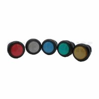 Wholesale arcade game push buttons for sale - 1 mm Illuminated black body Push Button with microswitch for arcade game machine multi color available