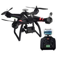 ingrosso motori a sfere senza spazzole-X22 Dual GPS RC Drone Brushless Motor 1080P FPV HD Camera con asse 3D Gimbal regolabile Follow Me Mode