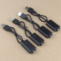 evod usb-kabel großhandel-E-Zigarette VAPE eGo USB-Verdampferladegerät-Kabel für 510-fachen Akku Ego C Twist EVOD Vision 2 Spin II eCigs-Akkus