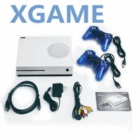 Wholesale Box Arcade - 1PIECE !! Hot Xgame Game Consoles HDMI 4GB TV Console Built-In 600 Video Games For GBA FC MD With Retail Box Mini NES SNES Classic arcade