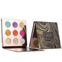 Wholesale best color eyeshadow palette online - New Make Up Tool Pearlized Color Eyeshadow Powder Eyeshadow Palette Set Best Seller