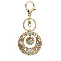 Wholesale Ocean Movies - Mythology Fantasy Nautical Ocean Pendant Floral Locket Key Chains Jewelry Animal Glass Keychain