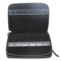 Wholesale product holding - Mr. Li's Original Lishi Tools Leather Wallet - Holds Up to 24 Pieces Lishi 2in1 Decoder and Picks - Original Lishi Product