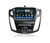 Wholesale video systems for cars online - Car Radio Touch Screen Bluetooth DVD Players In Car DVD Entertainment System For Ford Focus