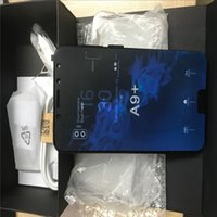 single sim goophone 8gb großhandel-Entsperrt Smartphone Android 7.1 Goophone A9 + A9 PLUS 4G LTE Octa Core 6.0 '' Octa Core 1 / 8G gefälschte 4 GB RAM 256 GB ROM Lollipop mit Fingerabdruck