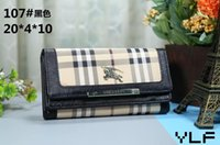 Wholesale long male wallets for sale - Group buy 2018 New Fashion Male luxury wallets Casual Short designer Card holder pocket Purse wallets for men wallets purse with tags