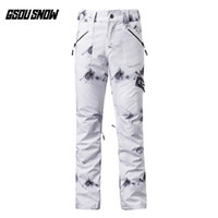 fd99009417 Wholesale gsou snow ski pants for sale - GSOU SNOW Brand Ski Pants Women Skiing  Snowboarding