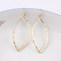 Fashion 925 Argent Plaqué Bijoux Lune Dangle Boucles d/'oreilles pour femmes E203
