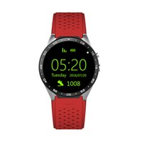 Wholesale 3g wifi android watch phone online – GPS Smart Watch Heart Rate Waterproof WIFI G LTE Smart Wristwatch Android MTK6580 quot Wearable Devices Watch For Android IOS Phone