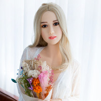 Wholesale silicone love dolls real girls - sexy model doll Japan girl cm Realistic Real Silicone Sex Doll Adult Male Love Doll Adult Sexy Toys Macromastia Plump buttocks