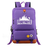 Wholesale tools direct online - Coloful Unisex Shoulder Bag Practical Anti Wear Printed Bookbags Fortnite Battle Royale School Backpack Factory Direct Sale sw BB