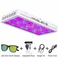 led hps crecer al por mayor-3000W LED crece la lámpara Spectrum Grow completa para plantas de interior hidropónicas para invernaderos Veg y Flower reemplazan 2000 vatios HPS / MH