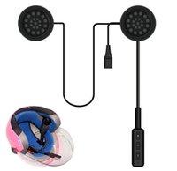 haut-parleurs de moto sans fil bluetooth achat en gros de-Moteur Sans Fil Bluetooth 4.1 Casque Moto Casque Écouteur Casque Haut-Parleur Mains Libres Musique Pour MP3 Smartphone Basse énergie 2019
