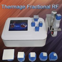 Wholesale home use portable rf - Top Hot!!! Portable Fractional Radio Frequency RF Skin Tightening thermage Machine for Home Use salon with CE Approval