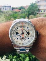 Wholesale tungsten digital watch - Luxury wristwatch SLS Mercedes Wristwatch high quality for man Watch Luxury waterproof AAA stopwatch chronograph