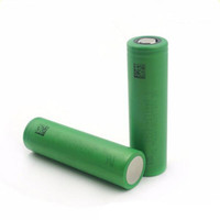 Wholesale vtc5 battery for sale - Group buy 100 Top Quality VTC5 mAh Battery With V A Fast Charging ECig Mods Rechargable Lithium battery