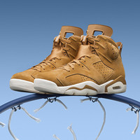 Wholesale Love Deeper - Newest colore love 6 wheat Men's Basketball Shoes Sneakers 6s gold Basket ball Shoes casual mesh good outdoor trainers deep PE