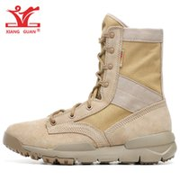 Wholesale military boots woman - Men Hiking Boots Women Sandy Higtgh Top Special Field SFB 8 Combat Desert Military Army Trail Tactical Shoes Outdoor Sports Walking Sneakers
