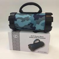 mini altofalante do bluetooth quadrado venda por atacado-Portátil de Dança Quadrada Portátil Cartão de Áudio Ao Ar Livre de Alta Potência Bateria de Lítio Embutida Bluetooth Mini Speaker de 3 polegadas