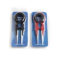 bestseller ecig großhandel-Keramik twizer dampf twizer 5 für ecig DIY werkzeug mit 2 zubehör meistverkauften kostenloser versand