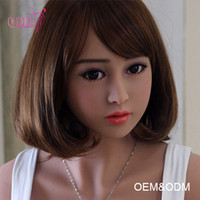 Wholesale Sex Small China - Newest USA half of one's body 3d love dolls china life size silicone sex doll