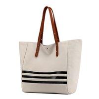 сумочки ручной работы оптовых-Women's Handmade Canvas Beach Shoulder Ms. Crossbody Handbags Women's Handbags  Name Sac A Main Femme De Marque Pochette