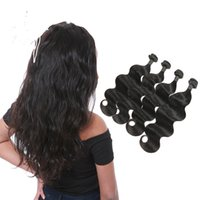 Wholesale hot companies - Laflare Hair Company Silky Hair Products Malaysian Body Wave 4 Bundles Hot Sale Factory Directly Supply On Sale
