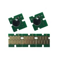 совместимые картриджи оптовых-Горячая продажа для Epson t3200 t5200 t7200 чипов для Epson t3200 5200 совместимые чипы для Epson t5200 один раз картридж чипы