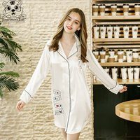 pajamas Robes sexy bathrobe Nightgown satin robe bridesmaid Sleepwear  nightdress homewear womens tops and blouses silk cute fe6a91483
